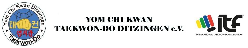 Yom Chi Kwan Taekwon-Do Ditzingen e.V.